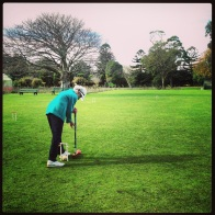 The Portland Croquet Club