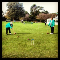 The Portland Croquet Club -Croquet