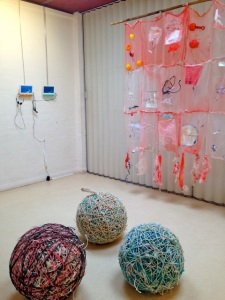 PAC Judy Spencer's rope balls, Floating Nylon Bags, Josh Heath Video,