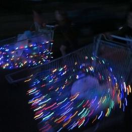 Shopping Trolley Swirl - photo by Jo Grant